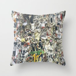 Cover Me Up Throw Pillow