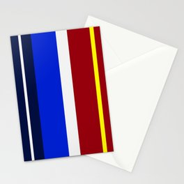 Rhythm of Colors Stationery Cards
