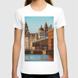 Albert Dock, Liverpool T-shirt