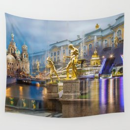 Saint Petersburg Wall Tapestry