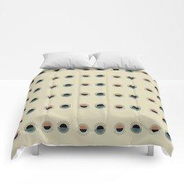 day eye night eye Comforters