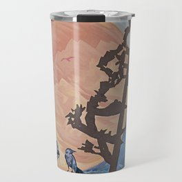 Rejoice; The Turning of the Sun Travel Mug