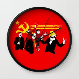 The Communist Party (original) Wall Clock