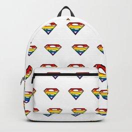 SuperGay rainbow! Backpack
