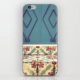 Pattern & colore iPhone Skin