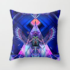 Thermonuclear Cyclops Throw Pillow