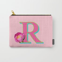 BOLD R Carry-All Pouch