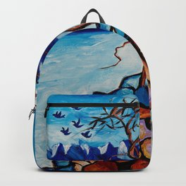 Moonlight Cypress Backpack