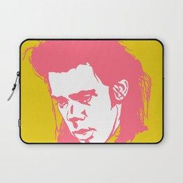 Sad Nick Cave #2 Laptop Sleeve
