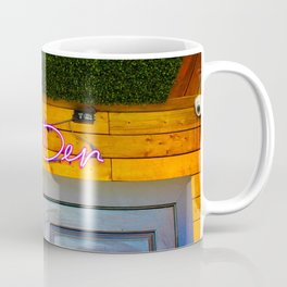 The Den Coffee Mug