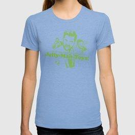 Jelly-Man Toys | Green T-shirt