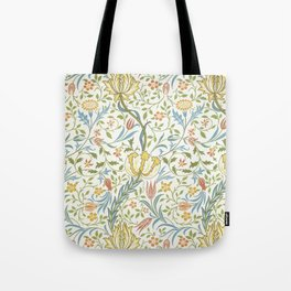 William Morris Flora Tote Bag