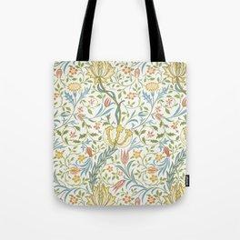 William Morris Flora Tote Bag