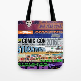 LBS MID YEAR SHOWS Tote Bag
