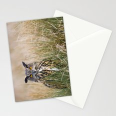 EUROPEAN EAGLE OWL Stationery Cards