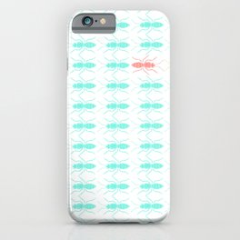 Traffic or something iPhone Case