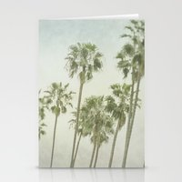 palm trees Stationery Cards featuring Palm Trees by Pure Nature Photos