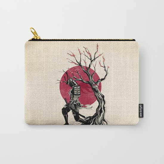 Redhead samurai Carry-All Pouch