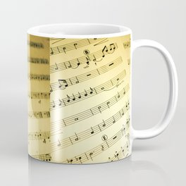 Orchestral Coffee Mug