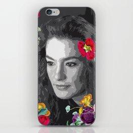 Flower Girl iPhone Skin