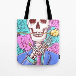 The Death of Art Tote Bag