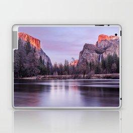 Yosemite National park sunset Laptop & iPad Skin