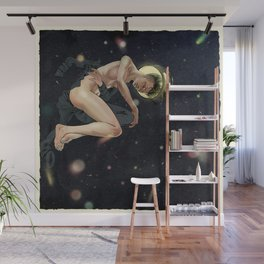 Bodies in Space: Hypoxia Wall Mural