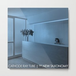"""The New Taxonomy"" by Cathode Ray Tube Metal Print"
