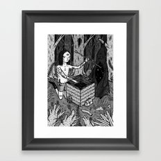 THE RITUAL Framed Art Print