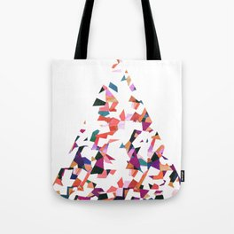 Vivaldi abstraction Tote Bag