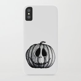 Jack O'Lantern iPhone Case