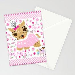 Didi puff Stationery Cards