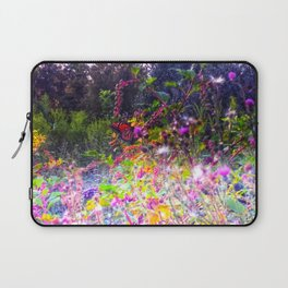 Magic Butterfly Laptop Sleeve