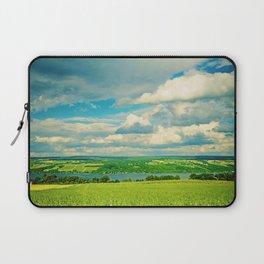 Seneca Lake Wine Road Laptop Sleeve
