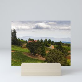 The Vineyard Mini Art Print