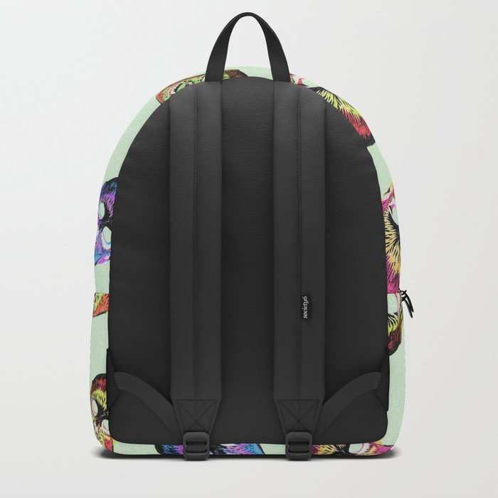 Gods and monsters Backpack