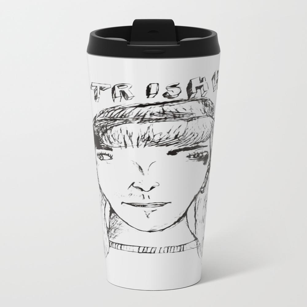 Napoleon Dynamite - Trisha Sketch Travel Mug TRM8911133