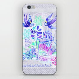 Summertime Kingdom iPhone Skin