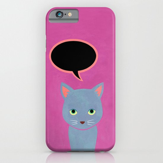 cat -Alice iPhone & iPod Case