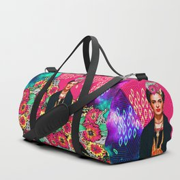 Galaxy Frida Duffle Bag
