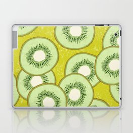 SLICED KIWIS Laptop & iPad Skin