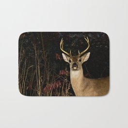 Whitetail Deer Bath Mat