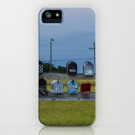 Mail Time iPhone Case
