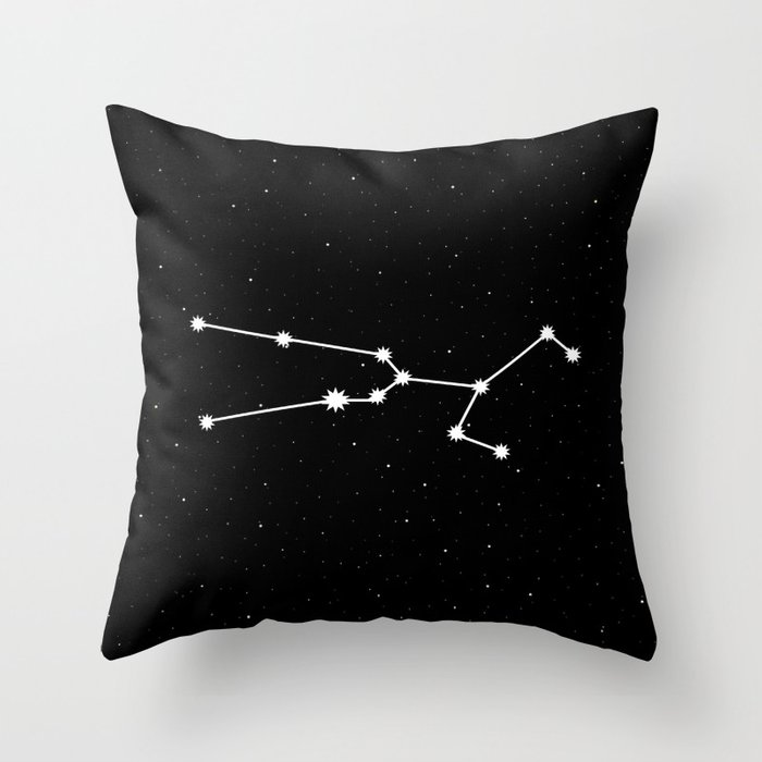 Throw Pillow by Beyond The Clouds