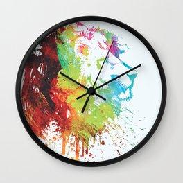 león Wall Clock