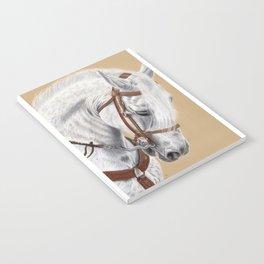 Horse Portrait 01 Notebook