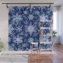 Snowflakes #3 Wall Mural