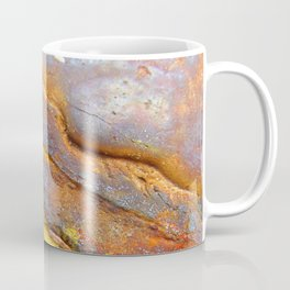 Rusted Coffee Mug