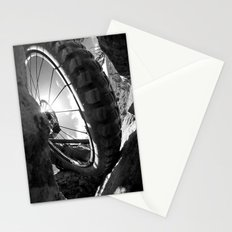 Sandstone and Tires 1 Stationery Cards