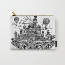 Floating city Carry-All Pouch
